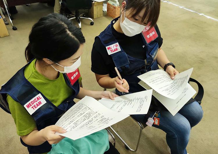 ジャパンハート 小林看護師の活動レポート/新型コロナウイルス感染症のクラスターが確認された「ウェルネス西崎病院」への医療支援活動