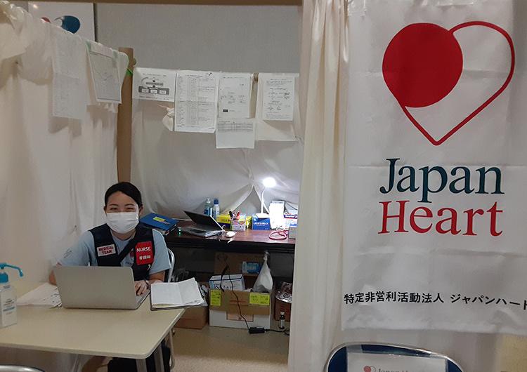 大森看護師レポート/令和2年7月豪雨 緊急救援 ジャパンハート