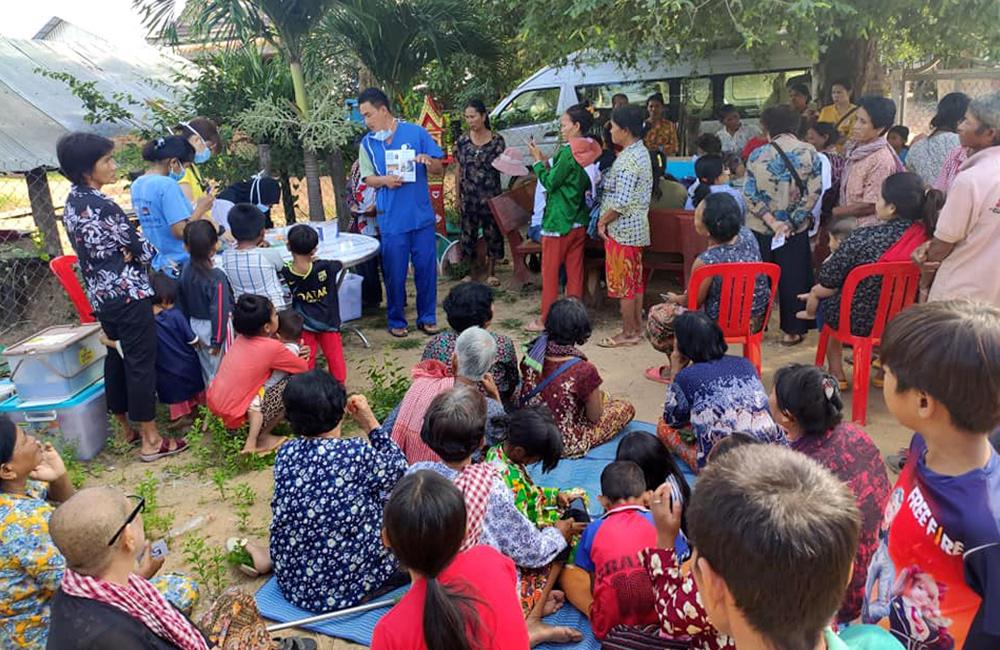 ジャパンハート、集中豪雨被害が拡大するカンボジアポーサット州にて 緊急医療支援を実施