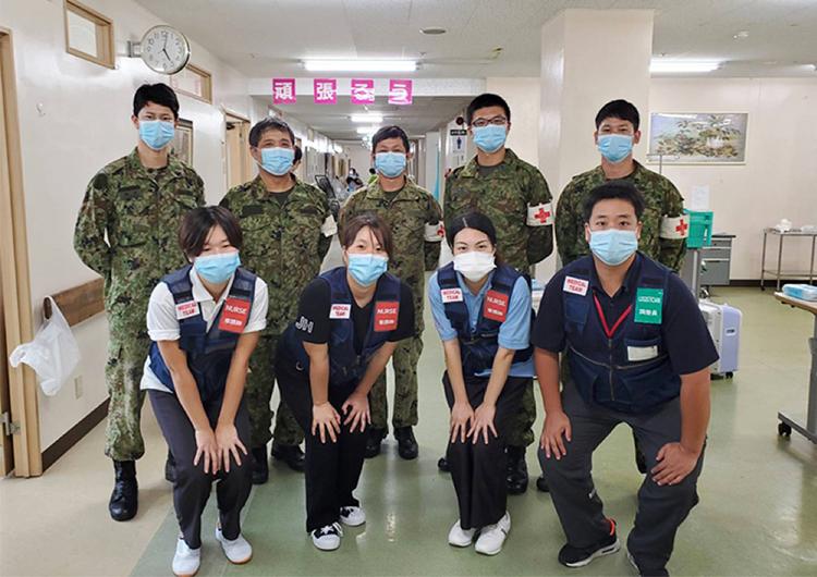 新型コロナウイルス緊急救援へのご寄付を受付中 ~withコロナでも安心ある生活を送るために~