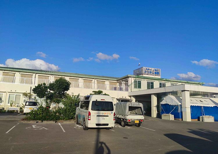 iER佐々木のレポート / 石垣市かりゆし病院でのクラスター対策医療支援活動