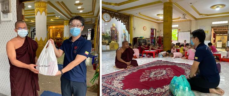 ミャンマー 僧院支援の現在 ジャパンハート