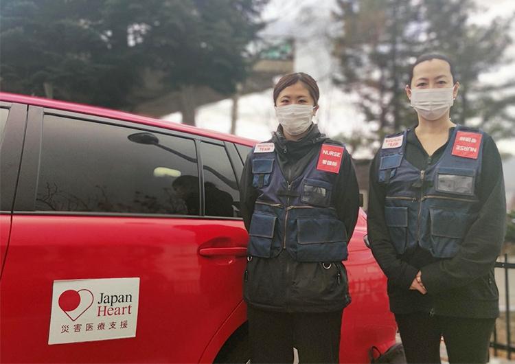 札幌市クラスター対策医療支援活動 佐藤看護師によるレポート