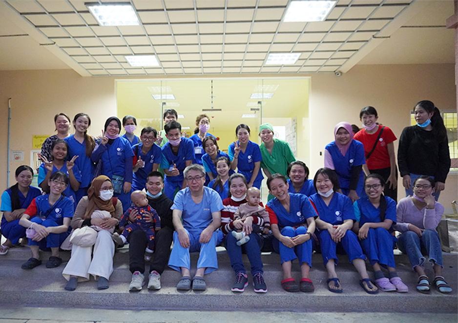 ジャパンハートこども医療センターでの治療から日本渡航まで - 小児がん患者さん来日治療プロジェクト