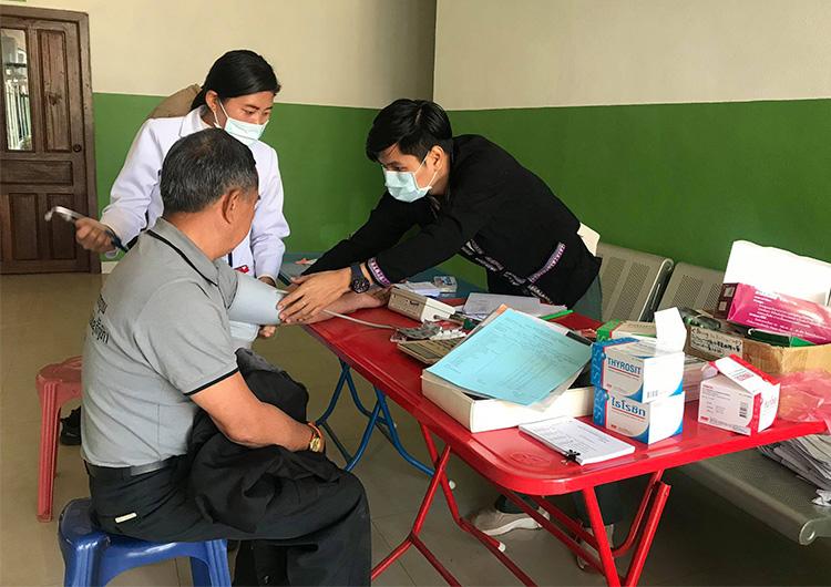 ジャパンハート ウドムサイでの医療活動を通して実感したこと