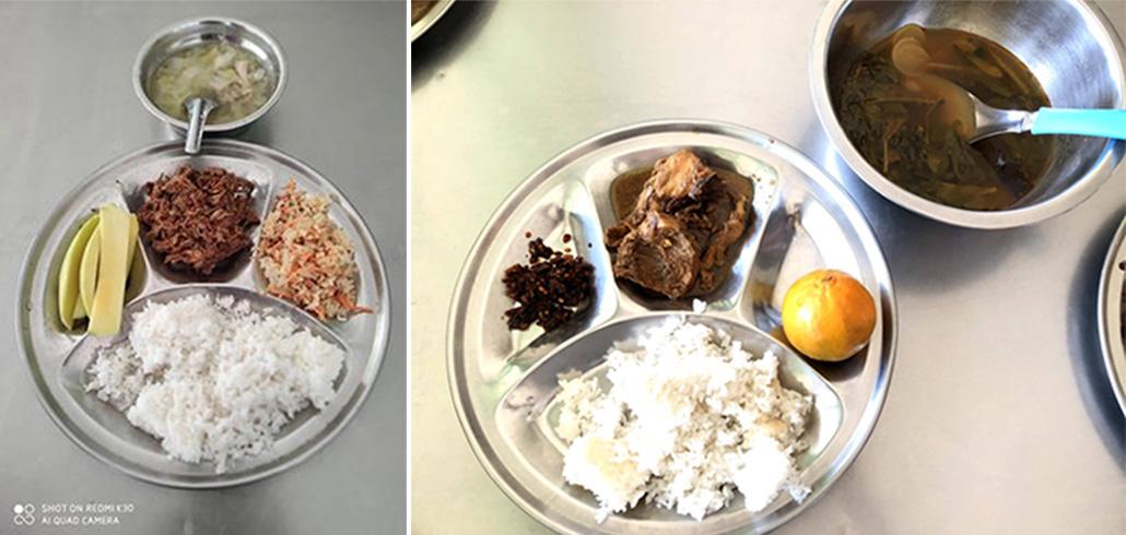 カンボジアと繋がる オンライン食育授業 - Dream Train