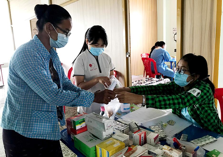 ジャパンハート ティーサゥン病院での外来診療・手術活動についてご報告です。
