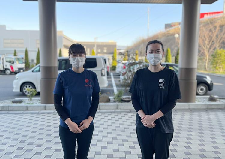 ジャパンハート、宮城県からの要請を受け 新型コロナウイルス感染症の クラスターが発生した福祉施設及び陽性患者受け入れ重点医療機関で緊急支援