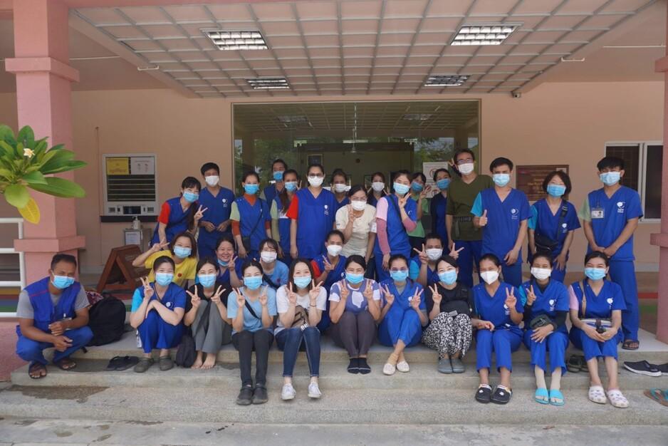 2年目に突入したカンボジアでのコロナのこと