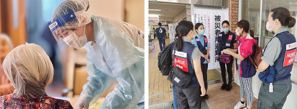 ジャパンハート 災害ボランティア